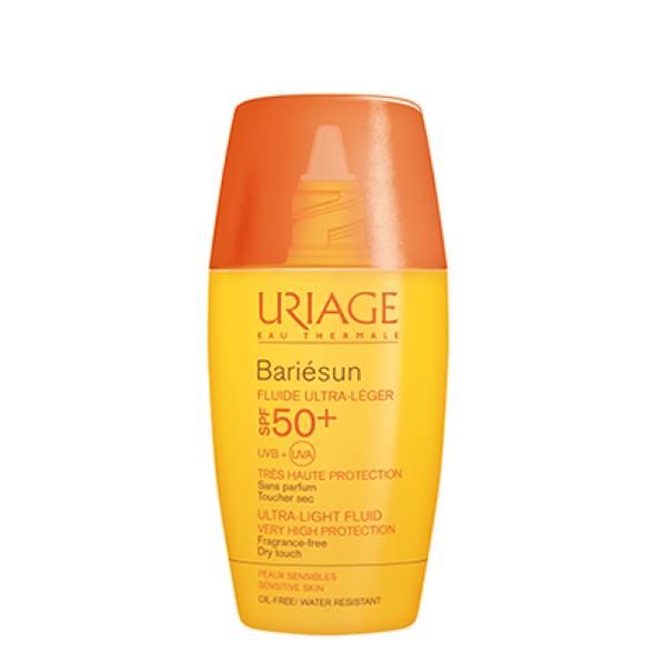 Uriage Bariésun Fluido Ultra-Leve FPS 50+ 30ml