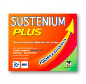 Sustenium Plus Saquetas Pó x22