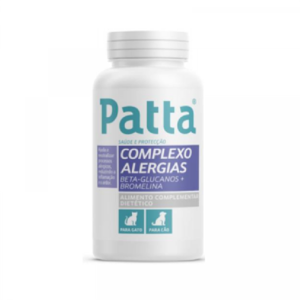 Patta Complexo Alerg Comp Cao/Gato X60