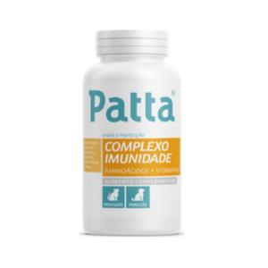 Patta Complexo Imunidade Comprimidos Cao/Gato X60