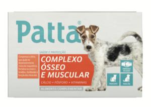 Patta Complexo Osseo Comp Cao/Gato X60