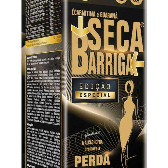 SECABARRIGA EDIÇÃO ESPECIAL 500ml