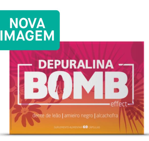 Depuralina Bomb 60caps