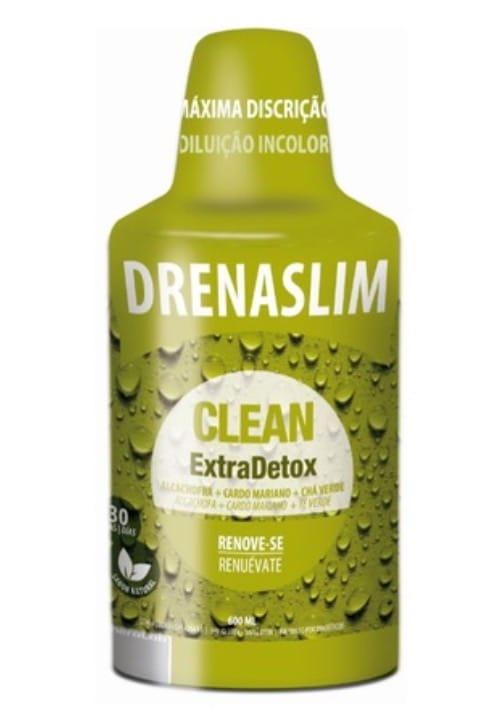 Drenaslim Clean Extra Detox Sol Or 600ml sol oral dil