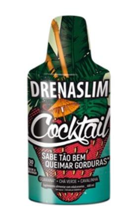 Drenaslim Cockt Sol Or Guar+Cha+Cav 600ml sol oral dil med