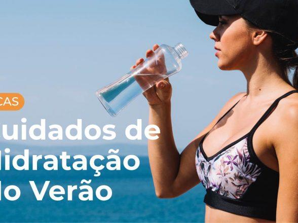 Manter Hidratado durante o Verão